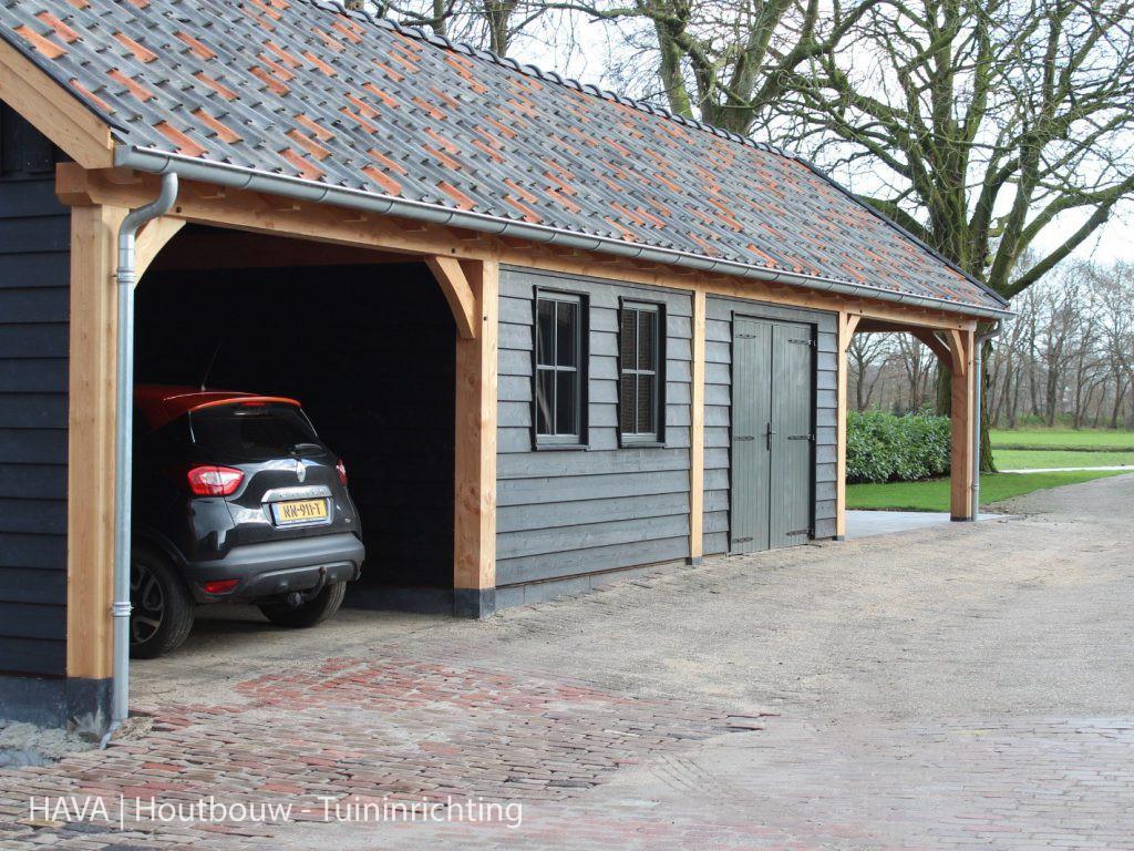 Houten-schuur-met-overkapping-carport-werkplaats-en-zolder-4