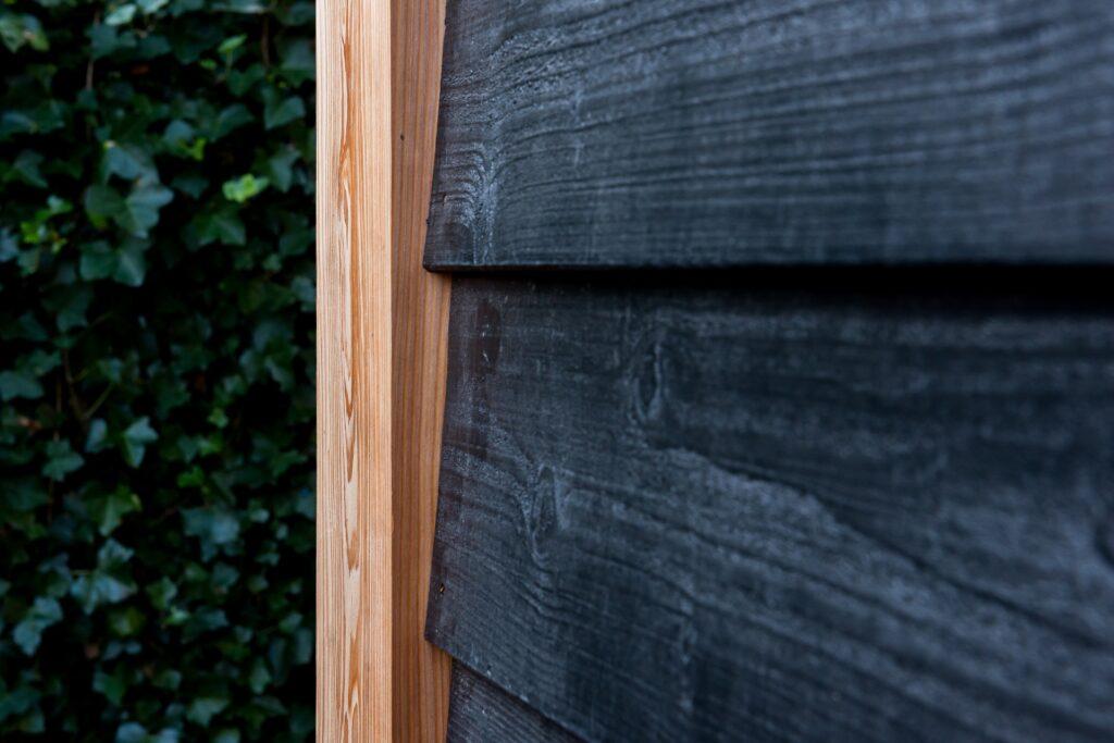 Douglas houten tuinberging