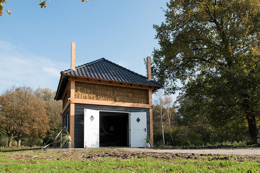 Overige houtbouw en tuinontwerp diensten